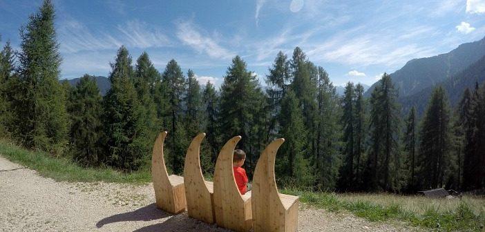 In Trentino a caccia di parchi gioco per avventure senza fine