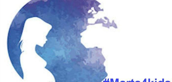 #Marta4kids perchè se scegli la vita (e il sorriso) vinci sempre!