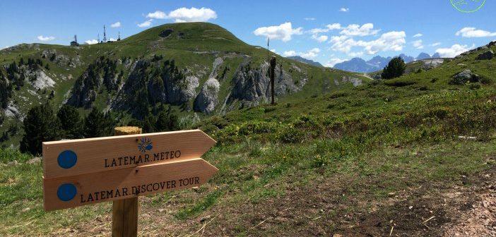 Latemar 360°: quando le escursioni sono un dipinto
