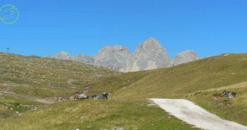 trekking passo valles