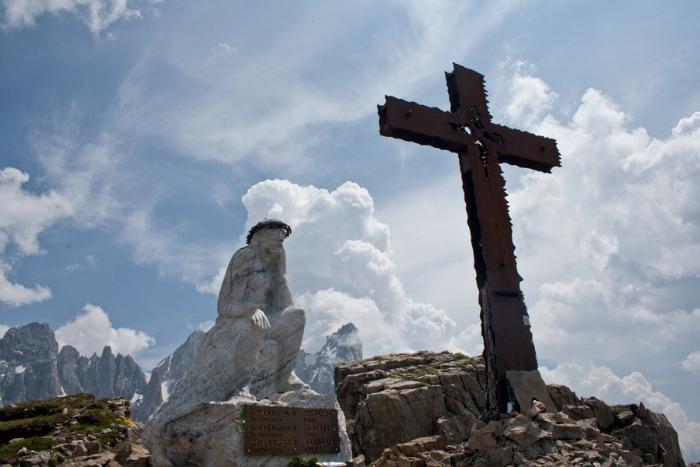 trekking del cristo pensante