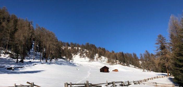 Slingia, una perla nel silenzio dell'Alta Val Venosta