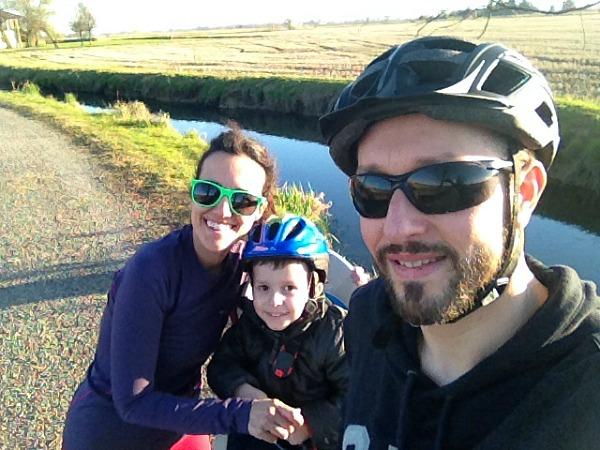 rospi in bici