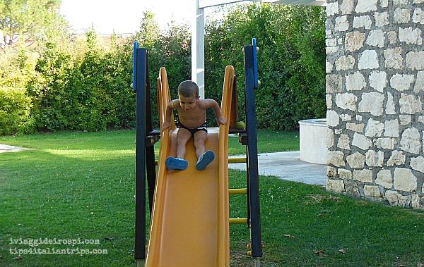 parco giochi saturnia