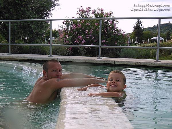 piscina bimbi terme saturnia