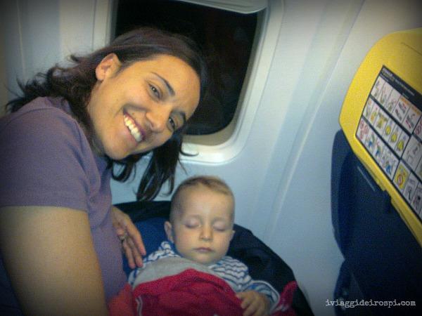 irlanda in aereo