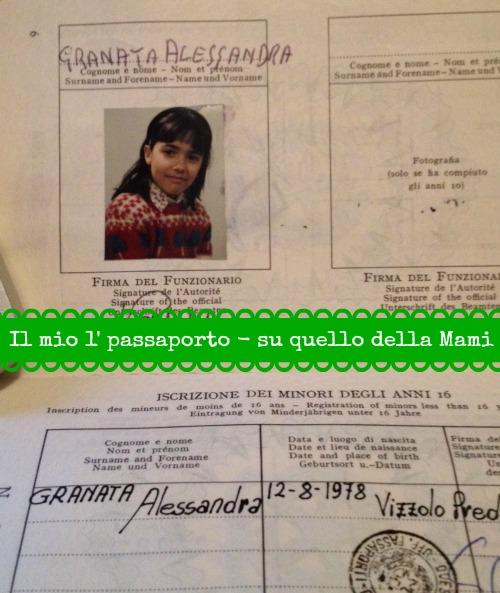 passaporto minori