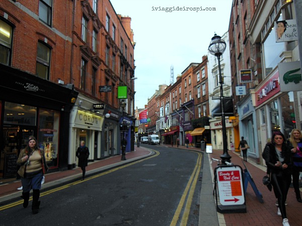 dublino near grafton street
