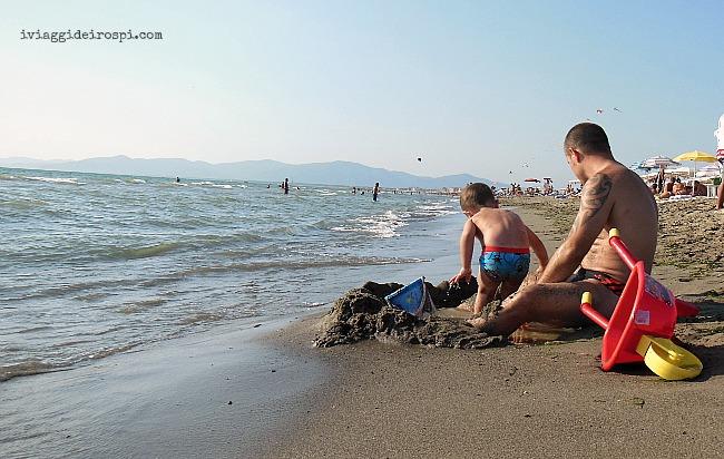 giochi spiaggia principina
