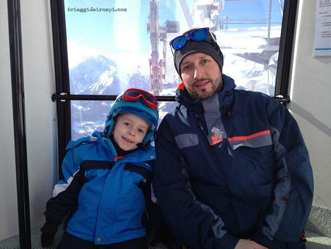 dove sciare con bambini