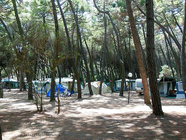 camping il sole piazzole