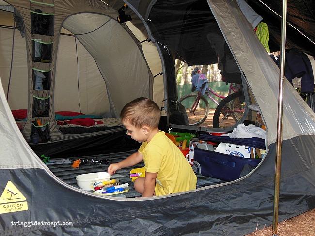 tenda interno
