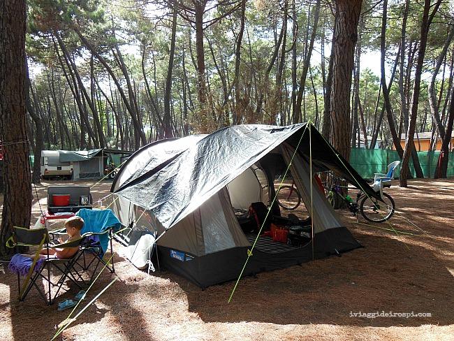 tenda kampa