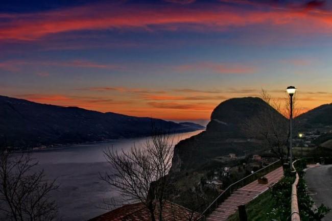 tramonto tremosine
