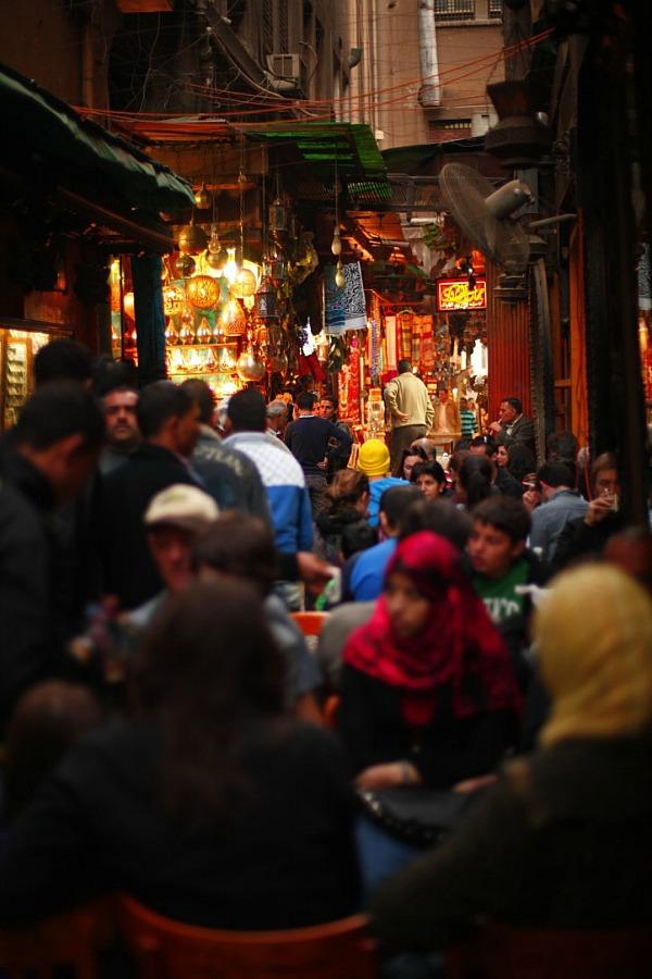 Cairo suk
