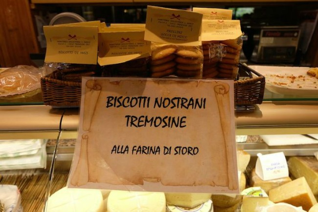 biscotti tremosine