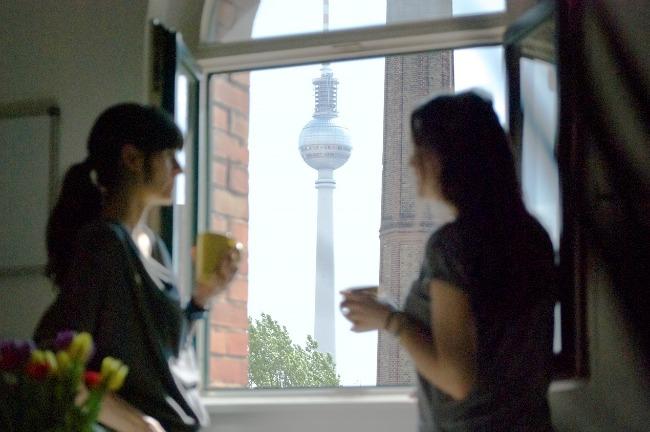 Un caffè a Berlino