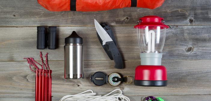 La lista delle cose da portare in campeggio per viaggiare senza pensieri