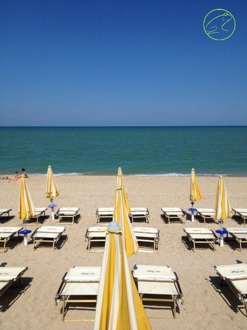 spiaggia deangelis