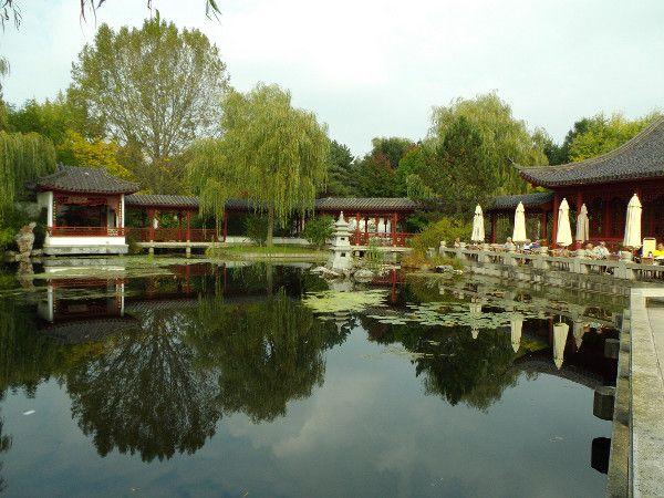 giardini cinesi - garten der welt
