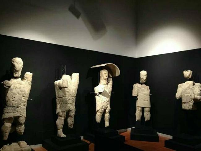 Photo Credits Museo Archeologico di Cagliari