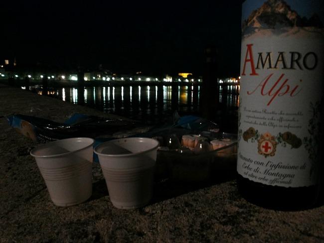 camper acquario di genova
