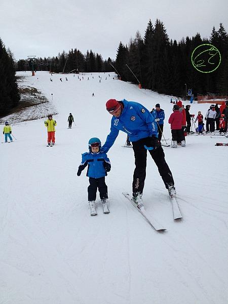 migliori piste da sci per bambini