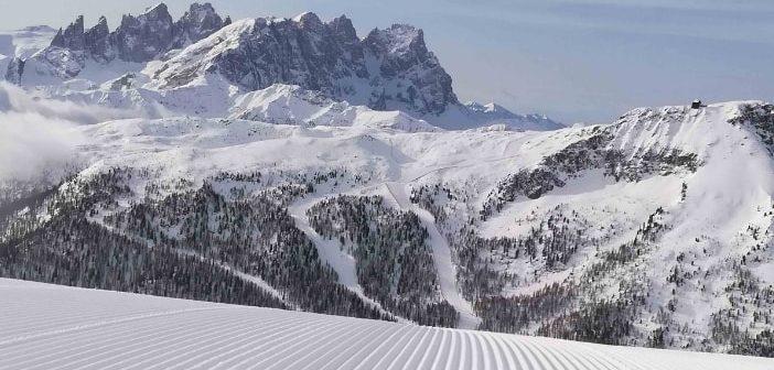 Sciare in Val di Fiemme con bambini: Alpe Lusia il top per famiglie