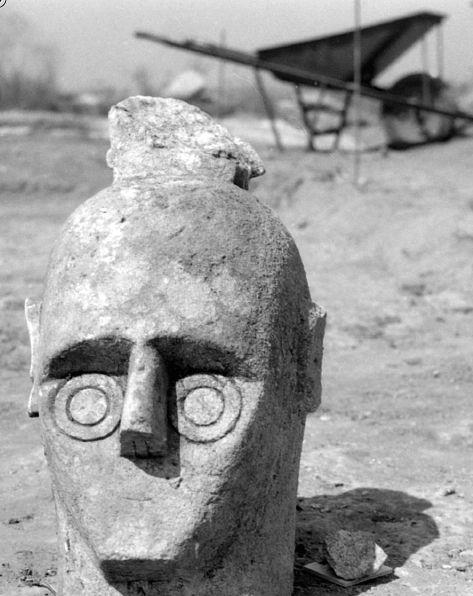statua museo archeologico cagliari