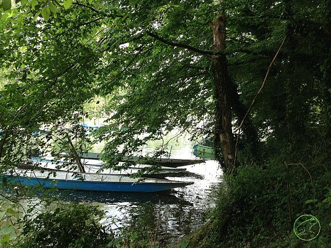 gita sul ticino in barca