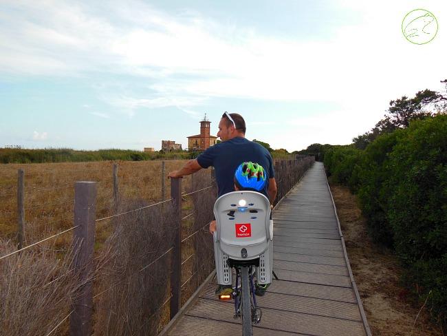 itinerari nella natura in bicicletta