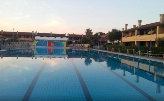 piscina olimpionica tize