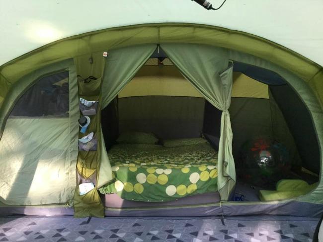 In campeggio con bambini e cani i viaggi dei rospi