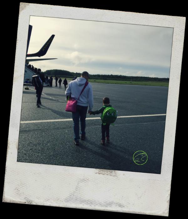 volare in gravidanza e con i bambini