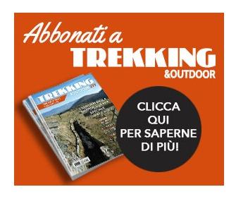 abbonamento trekking e outdoor rivista