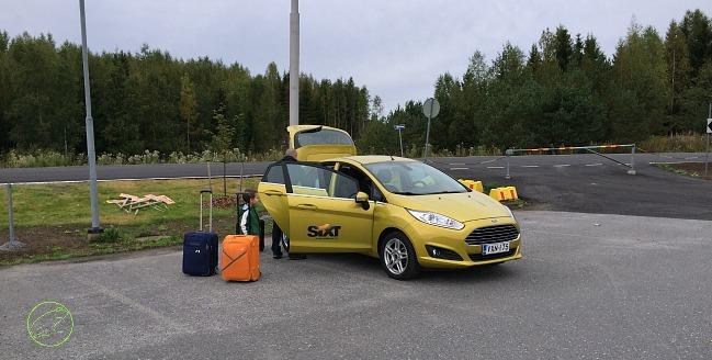 noleggio auto finlandia ritiro auto