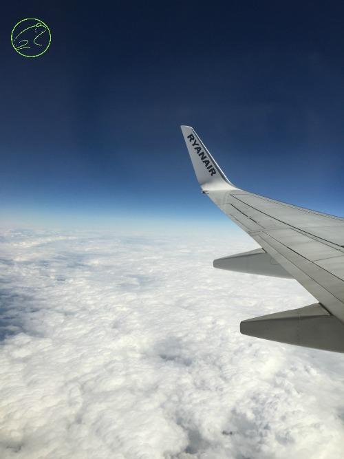volare con ryanair