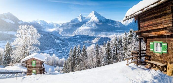 Inverno con bambini: 50 cose da fare all'aperto