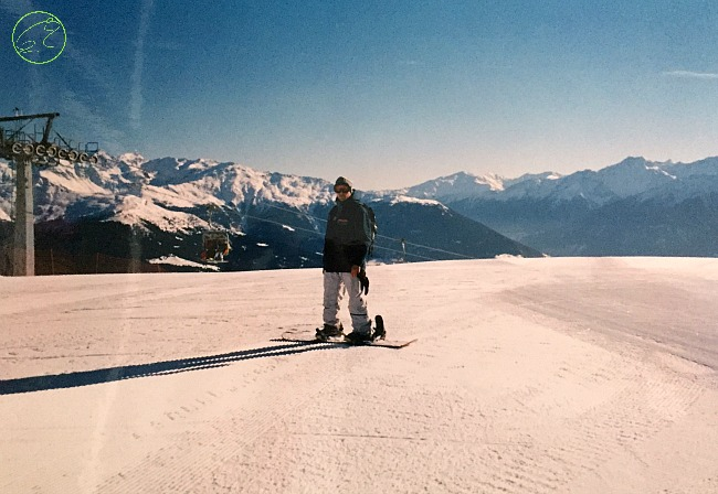 sciare al Watles Val venosta