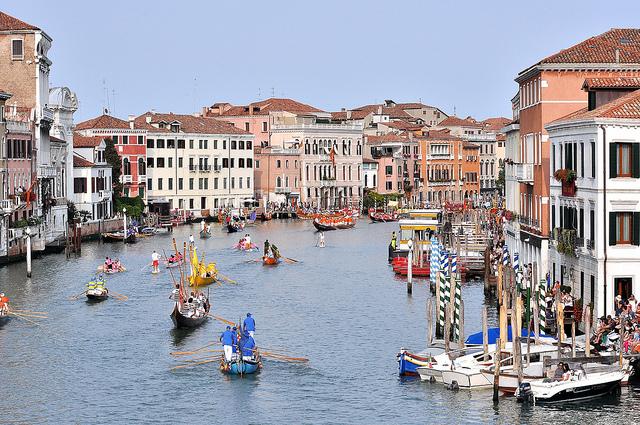 regata venezia eventi