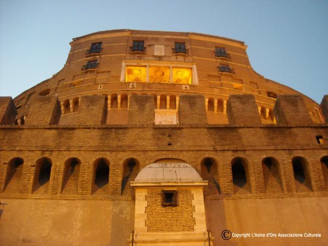 Castel Sant Angelo_Loggia degli appartamenti papali