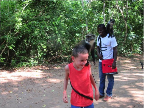 cosa fare in kenya con bambini