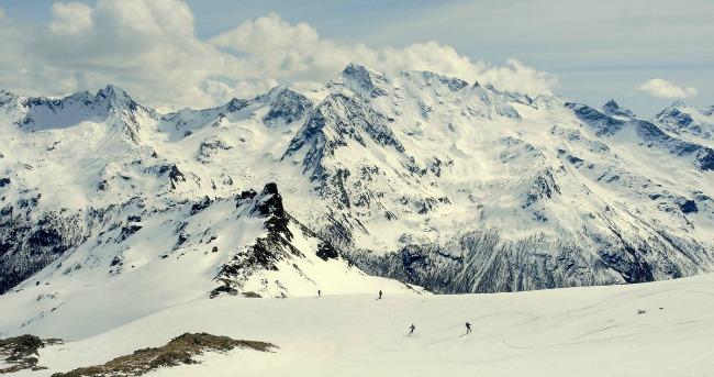 Sci Alpinismo nel Parco del Gran Paradiso