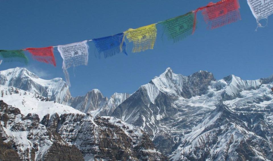 viaggi outdoor Trekking al Campo Base dell'Annapurna
