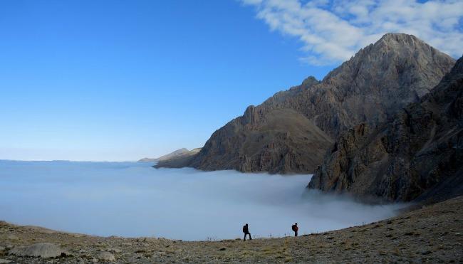Trekking sulle montagne del Tauro, Turchia