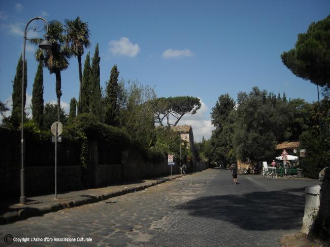 itinerario a roma con bambini appia antica