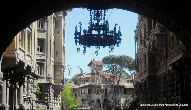 quartiere Coppedè Roma