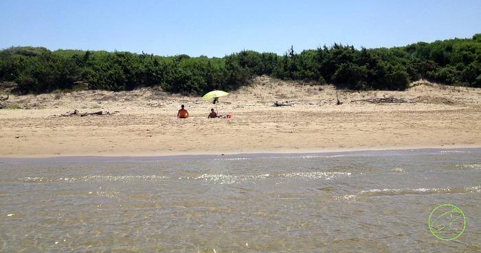 spiagge gargano foce varano