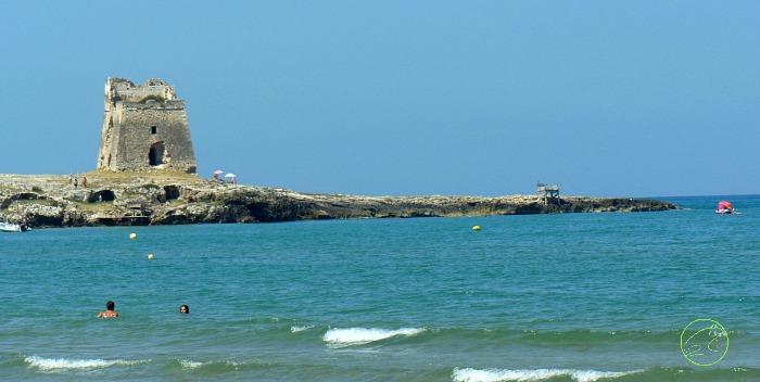 torre saracena puglia beaches