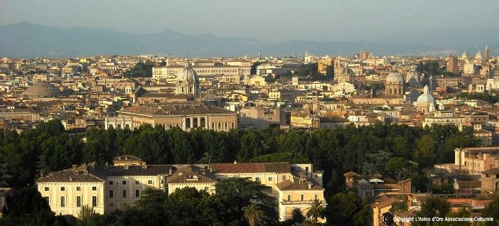 visitare il Gianicolo Roma